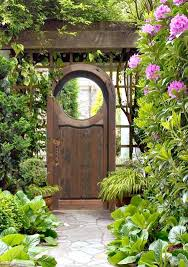 Small Picture Garden Gate Designs 17 Best Images About Patio Gate Ideas On