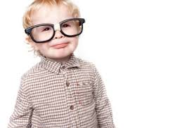 Image result for child who doesn't see well picture