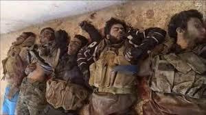 نتیجه تصویری برای جنگ ارتش  تونس  و داعش