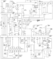wiring diagram for 1994 ford ranger the wiring diagram on simple 4 headlight wiring diagrams