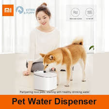 Original <b>Xiaomi Kitten Puppy</b> Pet Water Dispenser Smart Dog Cat ...