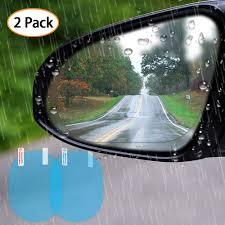 Viesyled Car <b>Rear view</b> Mirror Protective <b>Film Waterproof Film</b>, Anti ...