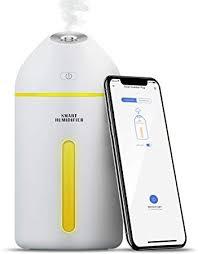 <b>meross</b> 2019 <b>Smart</b> Humidifiers 320ML Cool Mist Humidifier Work ...
