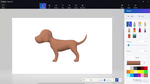 <b>Paint</b> on <b>3D</b> objects | Learning Microsoft <b>Paint 3D</b> from LinkedIn ...
