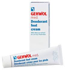 Купить крем-<b>дезодорант для</b> ног <b>Gehwol</b> Med <b>Deodorant</b> Foot ...