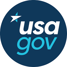 looking for a new job gov usagov logo