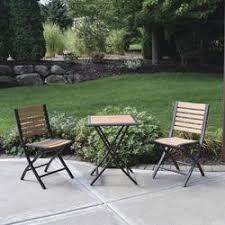 Backyard Creations® Lakewood Collection <b>3</b>-<b>Piece Folding Bistro</b> ...