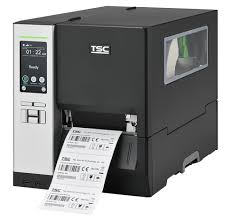 <b>TSC MH240T</b> Metal Industrial Bar Code Printer with <b>touch LCD</b>, 203 ...