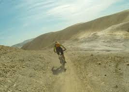 <b>Dead</b> Sea Desert <b>Mountain Biking</b> – The Sugar Trail