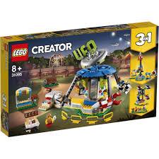 <b>Конструктор LEGO Creator</b> Ярмарочная карусель (<b>31095</b>) купить ...