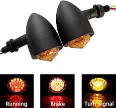 Motorcycle Tail Light with Turn Signals - Amazon.com