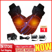 Best value Battery <b>Heated Gloves</b> – Great deals on Battery Heated ...