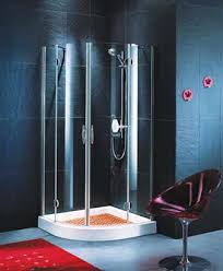 <b>Душевой угол Vegas Afrodita</b> 90x90 профиль бронза стекло бронза
