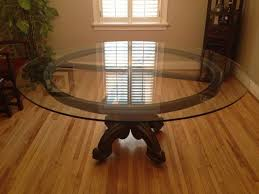 round back dining chairs round glass dining table set2 round dining table brown wood ladder