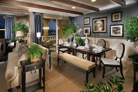 Living Dining Kitchen Room Design Contemporary Living Room Dining Room Combo With Large Space Open
