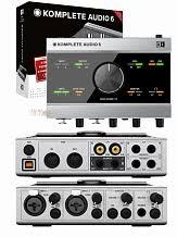 <b>NATIVE INSTRUMENTS KOMPLETE</b> AUDIO 6 -- USB <b>аудио</b> ...