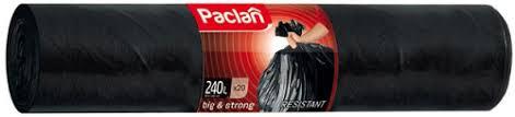 <b>Мешки</b> для <b>мусора Paclan Big</b> & Strong, 240 л, 20 шт (402007 ...