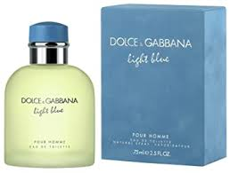 D & G Light Blue By Dolce & Gabbana For Men, Eau ... - Amazon.com