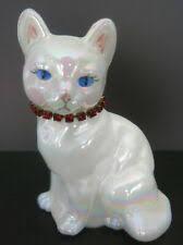 Статуэтка кот Ruby Fenton <b>art glass</b> - огромный выбор по лучшим ...