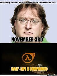 Half Life 3 Memes | FPS Amino via Relatably.com