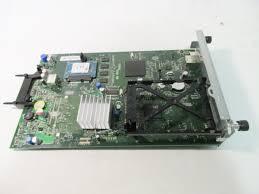 hp ce laserjet cp main board  hp ce508 60001 laserjet cp5525 main board 27729