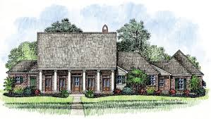 Avery   Country French Home Plans Louisiana House PlansAvery   Country French Home Plans Louisiana House Plans