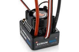 <b>Регулятор</b> оборотов <b>бесколлекторный Hobbywing</b> EzRun MAX10 ...