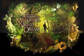 Image result for a midsummer night's dream play