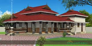 nalukettu house plans       Kerala House Designs and     square feet kerala nalukettu style single floor house design   bath attached bedrooms