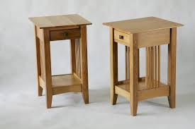 double rustic design of bedside table height with drawers bed side furniture