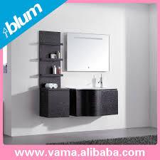 shaped bathroom vanity traditional