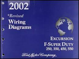 2003 ford excursion wiring diagram 2003 image 2002 ford excursion super duty f250 f350 f450 f550 wiring diagram on 2003 ford excursion wiring