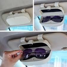 <b>Inner Car Accessories</b> Mini Spectacles Sun Visor Glasses Clip ...