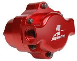 Billet <b>Belt Drive Fuel</b> Pump – Aeromotive, Inc