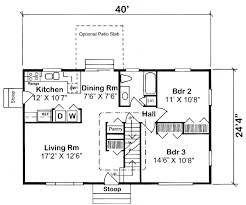 House Plan at FamilyHomePlans comCape Cod Coastal Country Traditional House Plan Level One
