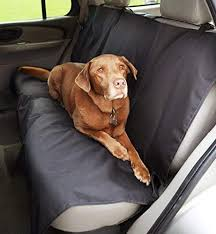 AmazonBasics Waterproof Car Back Bench Seat ... - Amazon.com