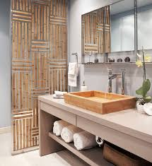image quarter bamboo bathroom stool bamboo panel asian bathroom asian bathroom bamboo panel asian bathroom