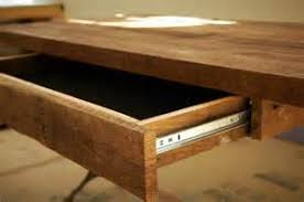build reclaimed how to build a reclaimed wood office desk how tos diy build office desk woodworking