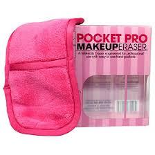 <b>MakeUp Eraser Салфетка</b> для снятия макияжа с карманами для ...