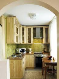 Kitchen Small Spaces Small Space Kitchen Design Suggestions Hgtv