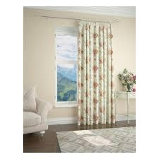 <b>Портьерная штора</b> Arco Doro Жаккард, светло-бежевые цветы ...