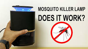 Mosquito killer lamp Review | You NEED it for <b>Summer</b> - YouTube
