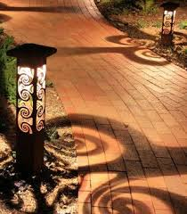 decorative steel bollard lights contemporary outdoor lighting from lite4 outdoor lighting awesome modern landscape lighting design ideas bringing