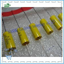 taiwan arco ae axial wear heart horizontal film capacitor 01 uf 100 nf 104 100 v arco lighting