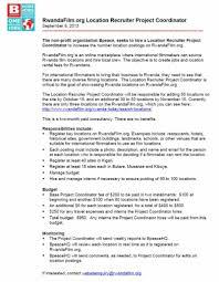 resume project coordinator resume template project coordinator resume photos