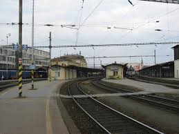Brno main railway station
