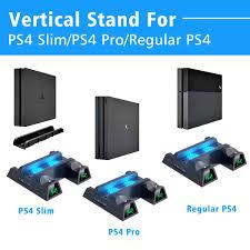 <b>OIVO</b> PS4/PS4 Slim/PS4 Pro двойной контроллер <b>зарядное</b> ...
