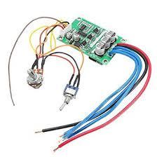 Universalmart Power <b>Brushless Motor</b> Controller Driver Board ...