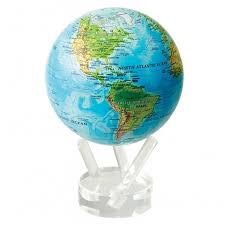 Глобус <b>самовращающийся MOVA GLOBE</b> d12 см с ...