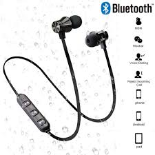 Check Price <b>Magnetic Wireless bluetooth</b> Earphone <b>XT11</b> music ...